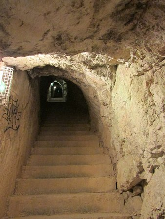 Grottes de Mandrin