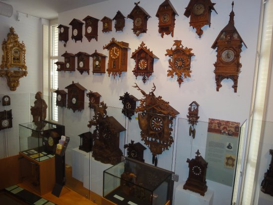 Furtwangen, Germania: Relojes Cucú