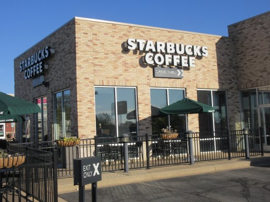 Peoria, IL: Starbucks on University St