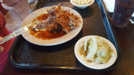Decatur, GA: pulled pork