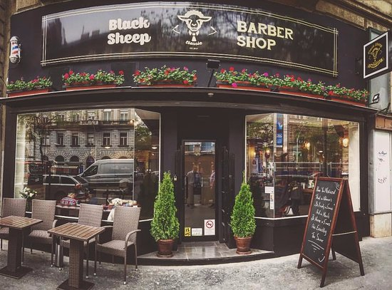 Black Sheep Barber Shop