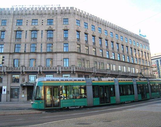 Decorative Picture Of Hotel Seurahuone Helsinki
