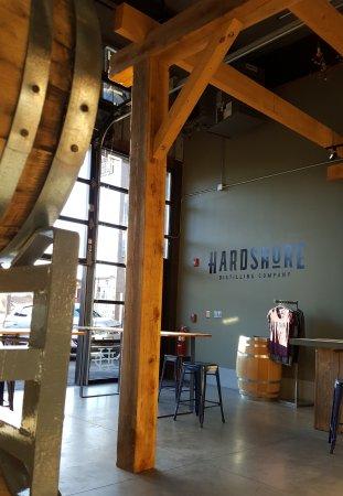 Hardshore Distilling Company