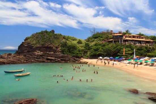 Buzios, RJ: Praia da Ferradurinha