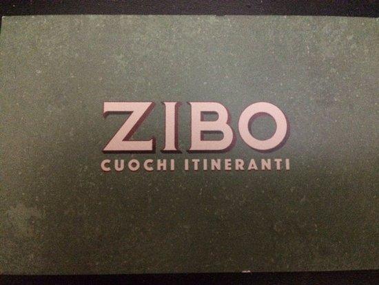 Zibo Cuochi Itineranti: Insegna