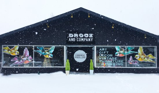 Skaneateles, Nowy Jork: DROOZ & Company is a modern day general store offering a carefully curated collection