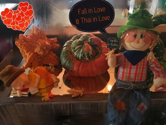 Thomaston, CT: Fall in Love @ Thai in Love