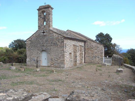 Cervione, France: Chapelle Santa Christina