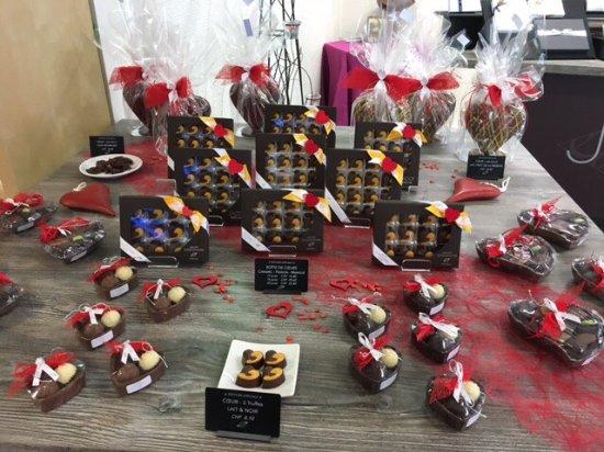 Jacot Chocolatier - Boutique et Espace degustation