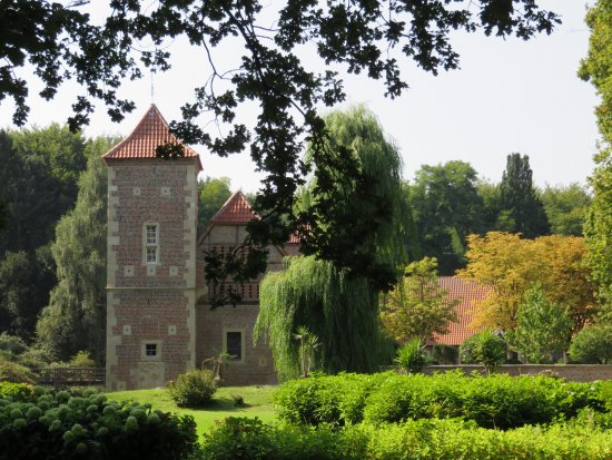 Havixbeck, Germany: Burg Hulshoff