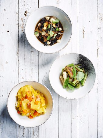 Restaurant Damier: Bowls