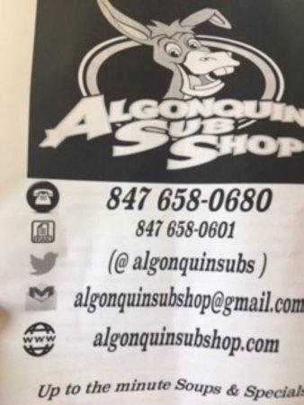 Algonquin Resmi