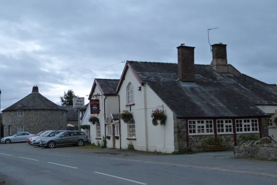 The Kangaroo Inn, Craven Arms, Shropshire, England