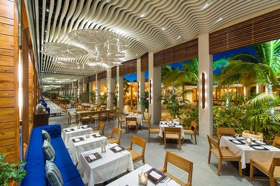 Long Bay Beach, Providenciales: Sui Ren Fine Dining