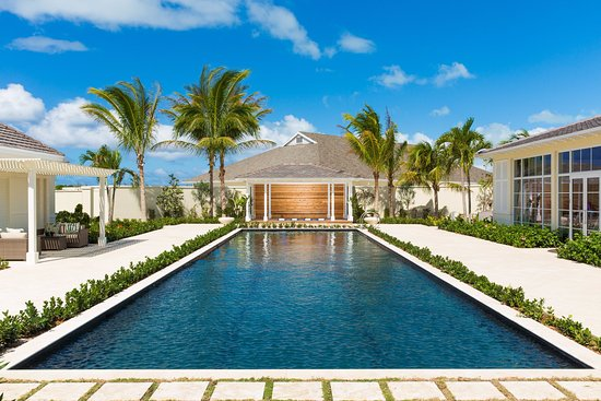 Long Bay Beach, Providenciales: Lap Pool