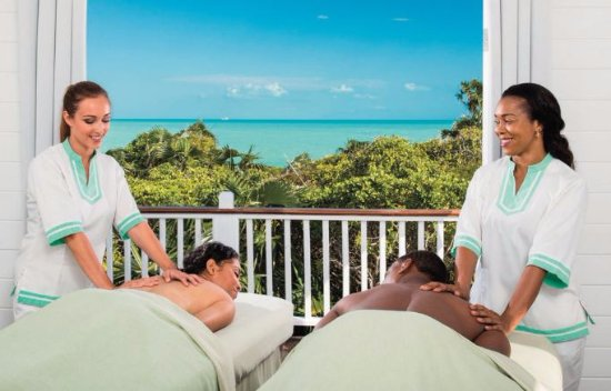 Long Bay Beach, Providenciales: Dune Spa