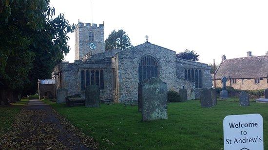 Grinton, UK: St Andrews church