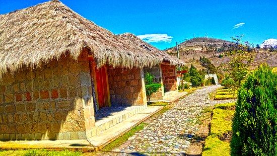 Cacha, Équateur: Cabañas