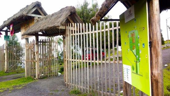 Cacha, Équateur: Entrada