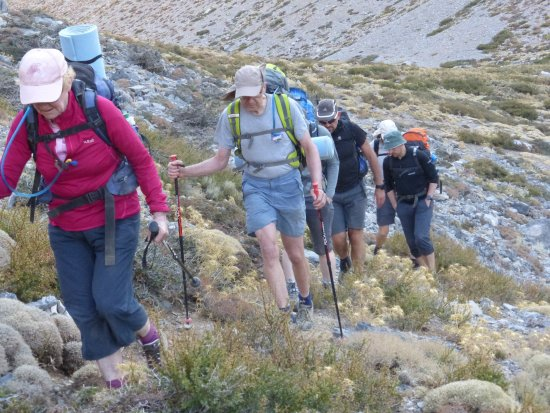 Palaiochora, Greece: Trekking in the Lefi Ori