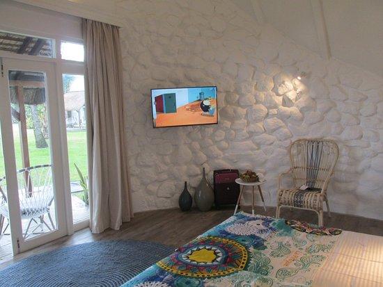 La Pirogue Mauritius: Our room