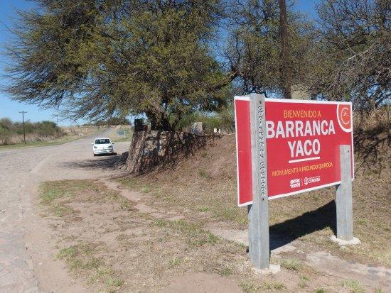 Barranca Yaco