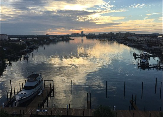 Dockside Condos : View from 602