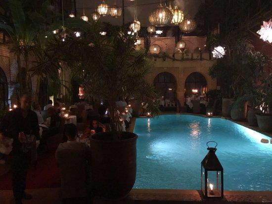 La Trattoria Marrakech: Amazing ambiance