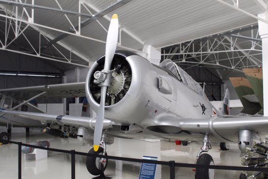 Air Museum : Aeronaves usadas em África