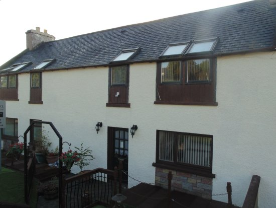 Alness, UK: Front Of House
