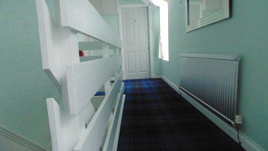 Alness, UK: top Hallway