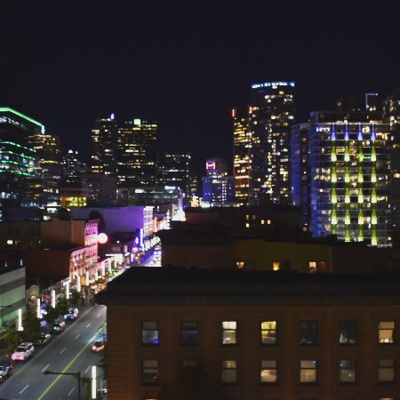 Hotels On Granville St Vancouver