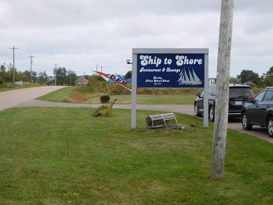 Darnley, Canadá: Gotta stop here !