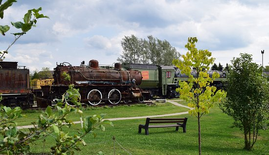 Northern Ontario Railroad Museum & Heritage Centre