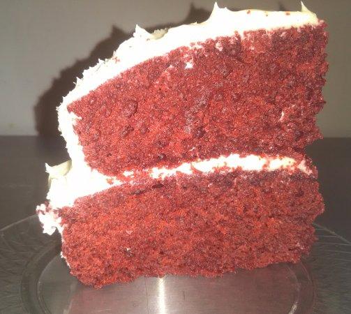 Rio Rancho, NM: Red velvet cake