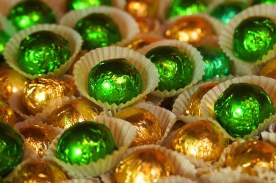 Granada, Nikaragua: Bombones de Chocolate.