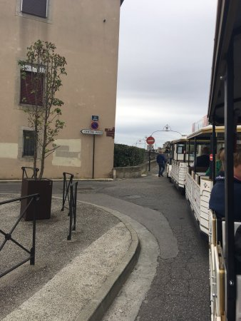 Petit train de Carcassonne