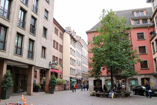 Strasbourg picture of centre ville de strasbourg strasbourg tripadvisor - Chambre d hotes strasbourg centre ville ...
