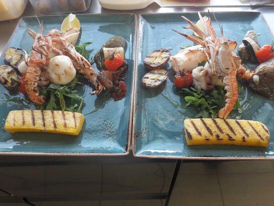 Costiera - Cucina di Mare & Pizzeria - Picture of Costiera ...