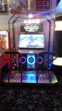 Λονγκ Μπιτς, Ουάσιγκτον: We've upgraded our Dance Game! Come check it out and show your moves! Open 10-10. #FunlandLB