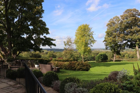 Nether Westcote, UK: The view