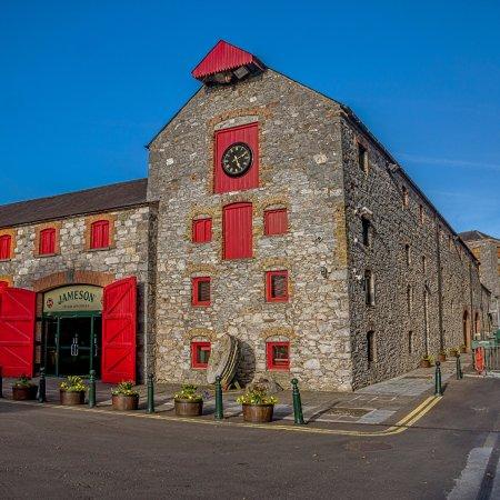 Midleton, أيرلندا: Центральный вход