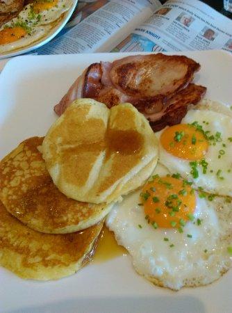 Preston, Austrália: New York Breakfast