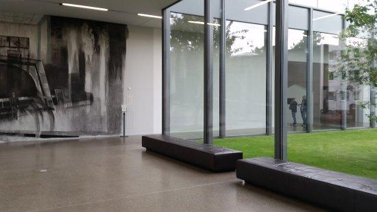 Schlichte , Moderne Architektur (Bauhaus) Des Museum Folkwang