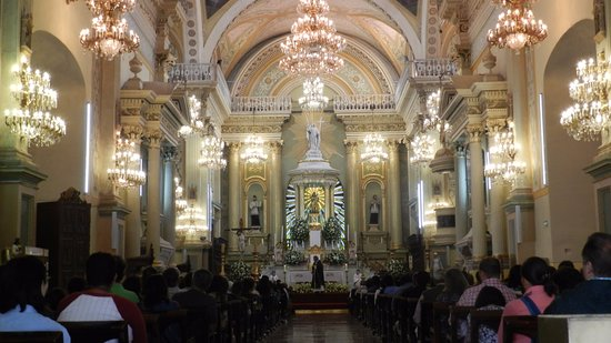 Basilica of Our Lady of Guanajuato