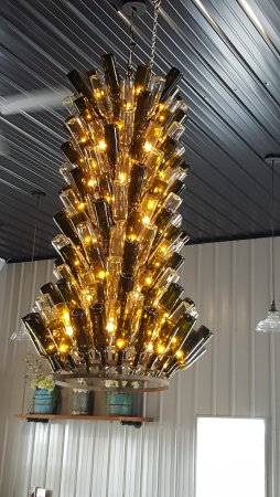 Westfield, IN: Awesome Chandelier!
