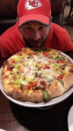 Puyallup, WA: Farrellis Wood Fire Pizza