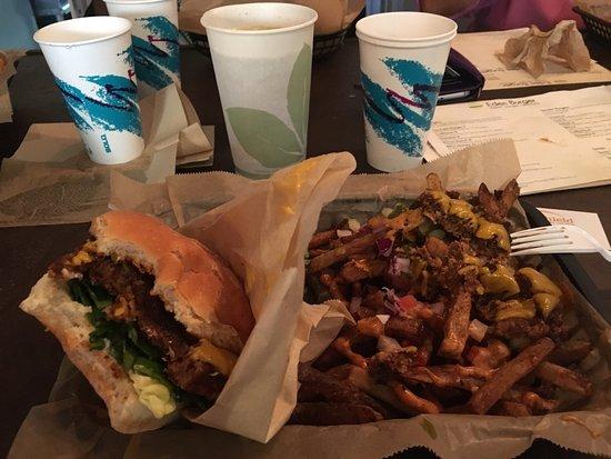 Eden Burger Columbus Restaurant