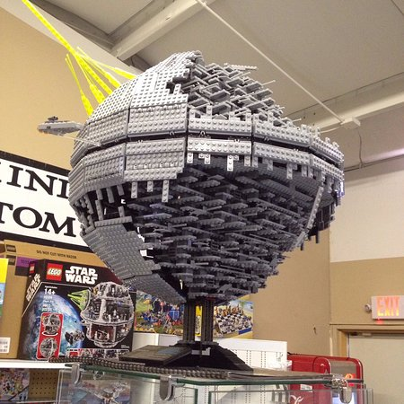 Newnan, Τζόρτζια: Worlds Largest Selection of Lego!