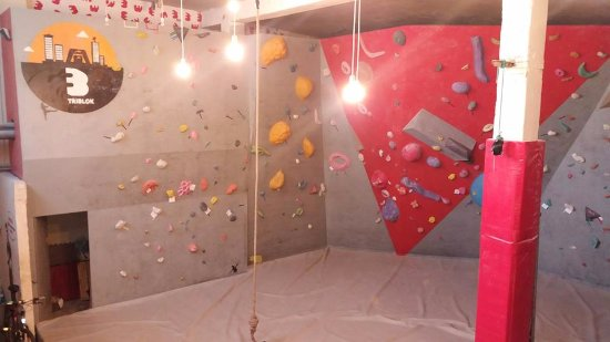 Triblok - Indoor Climbing Center